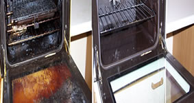 click here to get an oven cleaning quote